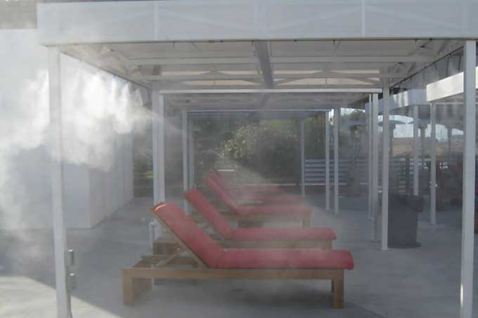 Commercial Misting Systems