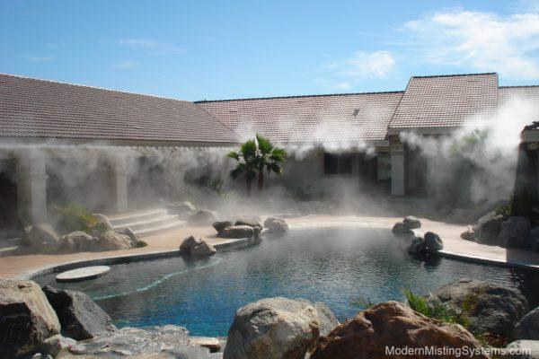 patio misting system - Patio Misting System